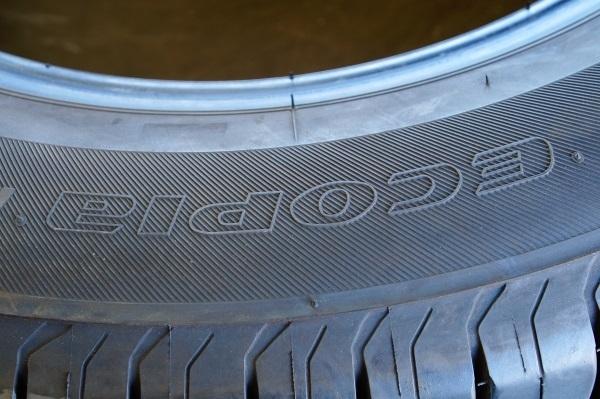 お買い得品 ブリヂストン ECOPIA NH100 RV 205/60R16 1本のみ出品 送料 全国一律 宮城県名取市~_画像4