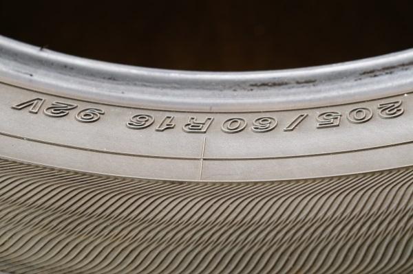 お買い得品 ヨコハマ ADVAN DECIBEL 2015年製 205/60R16 4本セット 送料 全国一律 宮城県名取市~_画像7