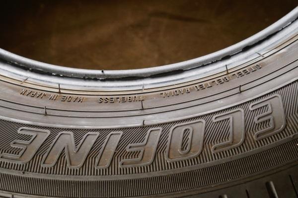 お買い得品 ダンロップ ECOFINE 2018年製 145/80R13 4本セット 送料 全国一律 宮城県名取市~_画像8