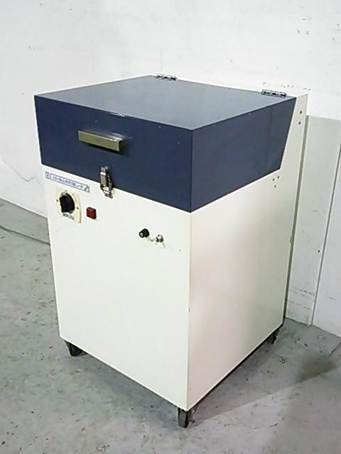 【1円スタート!】 ハイデンタル 自動研磨器 バレル研磨機 ハイバレルVI ポット内径φ95x110 歯科技工 動作良好