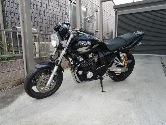 ヤマハXJR400R rh02Jステップ。ペダル、ブレーキ回り一式 ブレンボ(検索XJR4004HM)_画像5