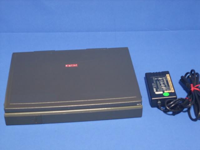 「DEC HiNote VP525 (コンパック ノートブック)」の画像