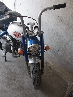 HONDA モンキー Z50A ビンテージ 希少車 6V_画像2