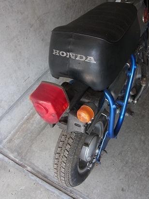 HONDA モンキー Z50A ビンテージ 希少車 6V_画像4