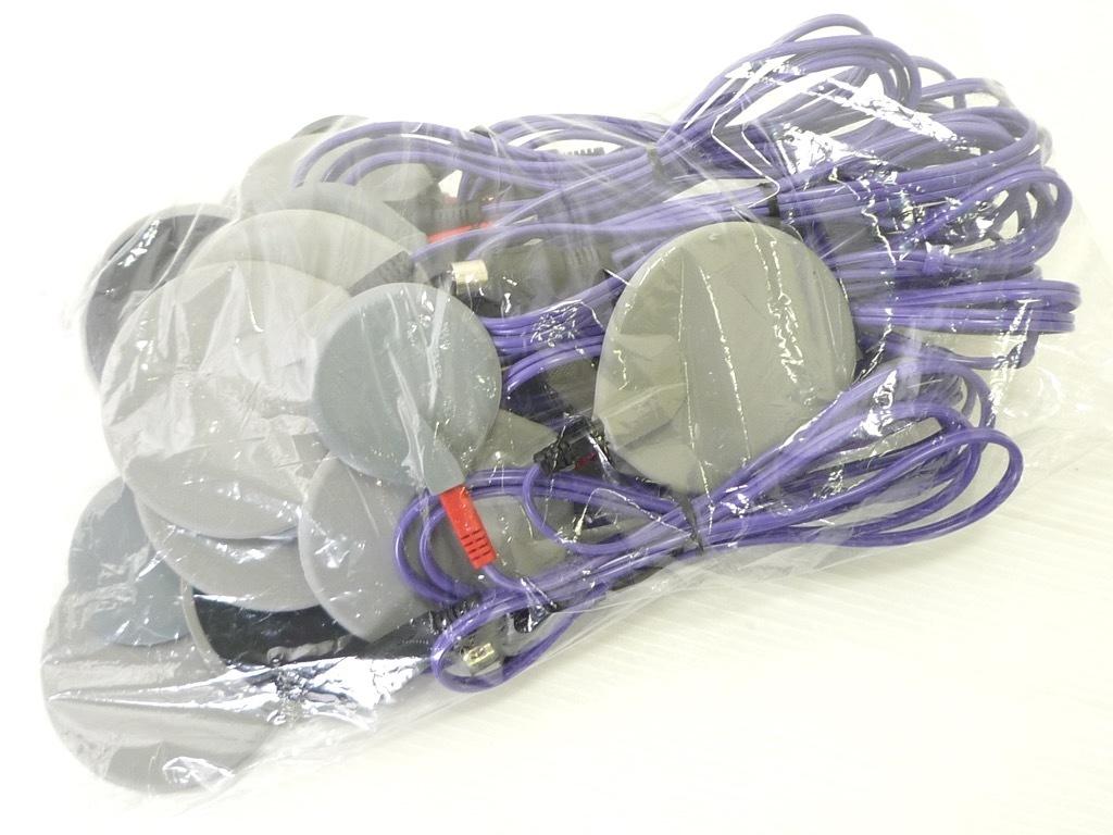 必見 業務用痩身機 EMS ボディシェイピング 電極パッド TM-502 エステ 取説 痩身 ダイエット 温熱 セルライト 脂肪燃焼 美容器 可動品_画像7