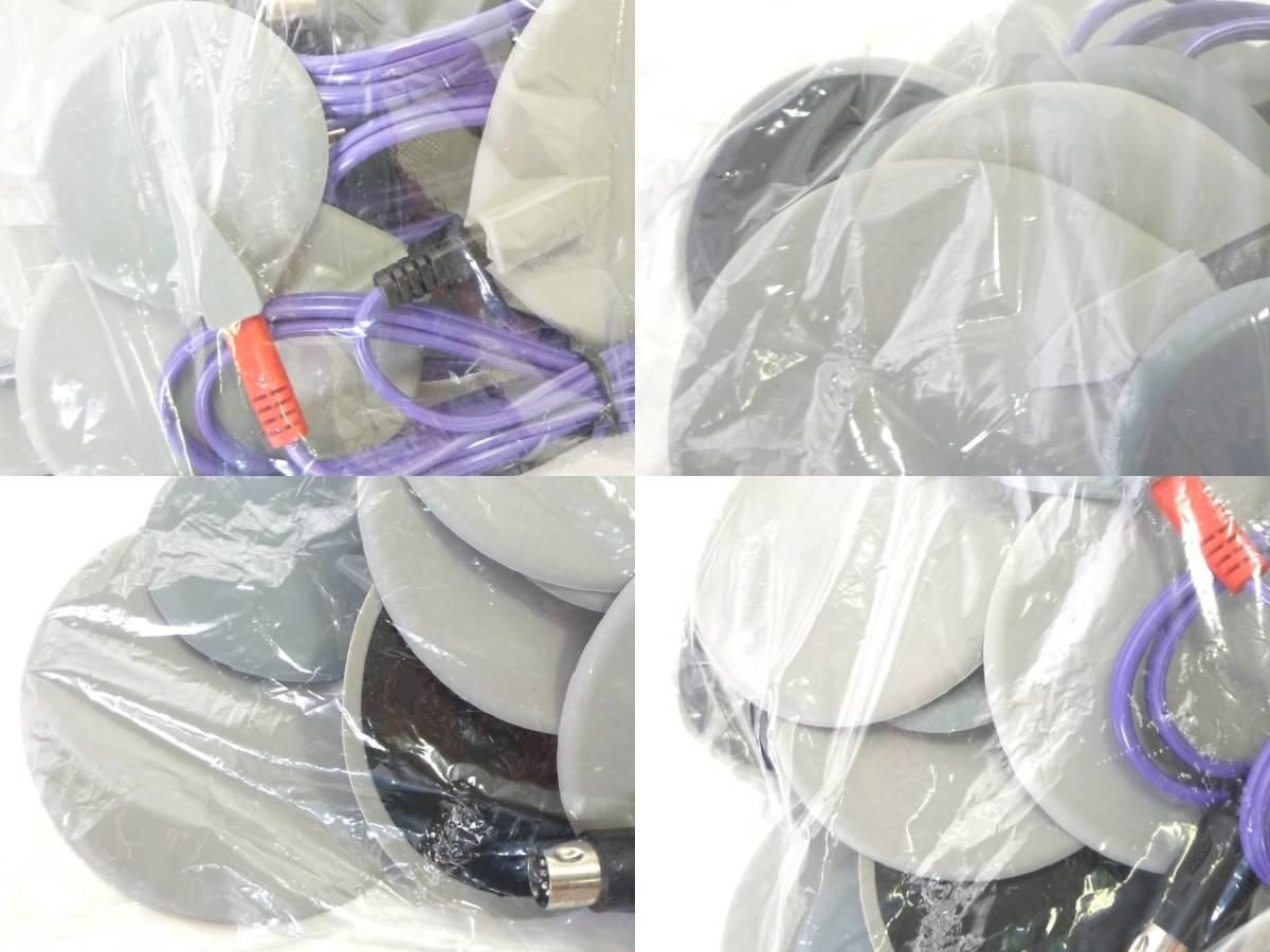 必見 業務用痩身機 EMS ボディシェイピング 電極パッド TM-502 エステ 取説 痩身 ダイエット 温熱 セルライト 脂肪燃焼 美容器 可動品_画像8