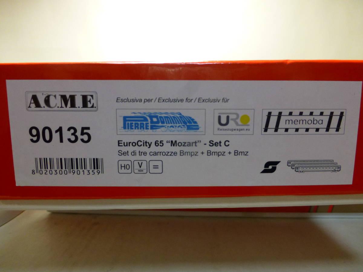 "ACME 90133 EuroCity 65 ""Mozart"" SET A 未使用品_画像4"