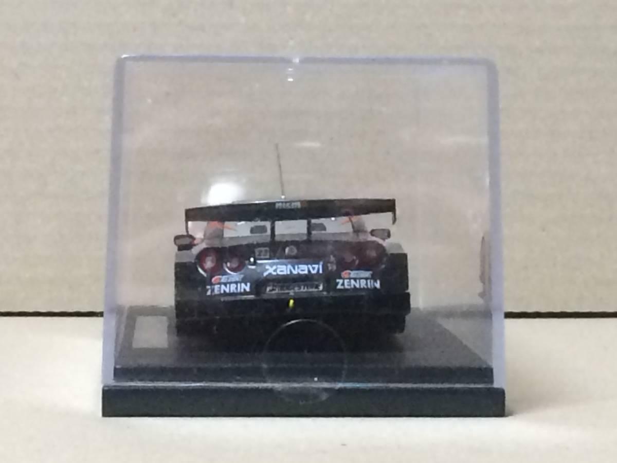 エブロ 1/43 ザナヴィ ニスモ XANAVI NISMO GT-R SUPER GT500 2008 No.23 商品コード 44044_画像7