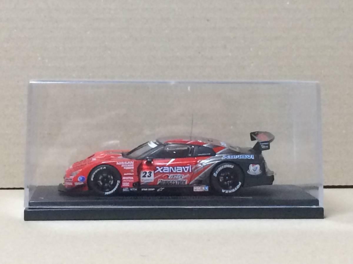 エブロ 1/43 ザナヴィ ニスモ XANAVI NISMO GT-R SUPER GT500 2008 No.23 商品コード 44044_画像4