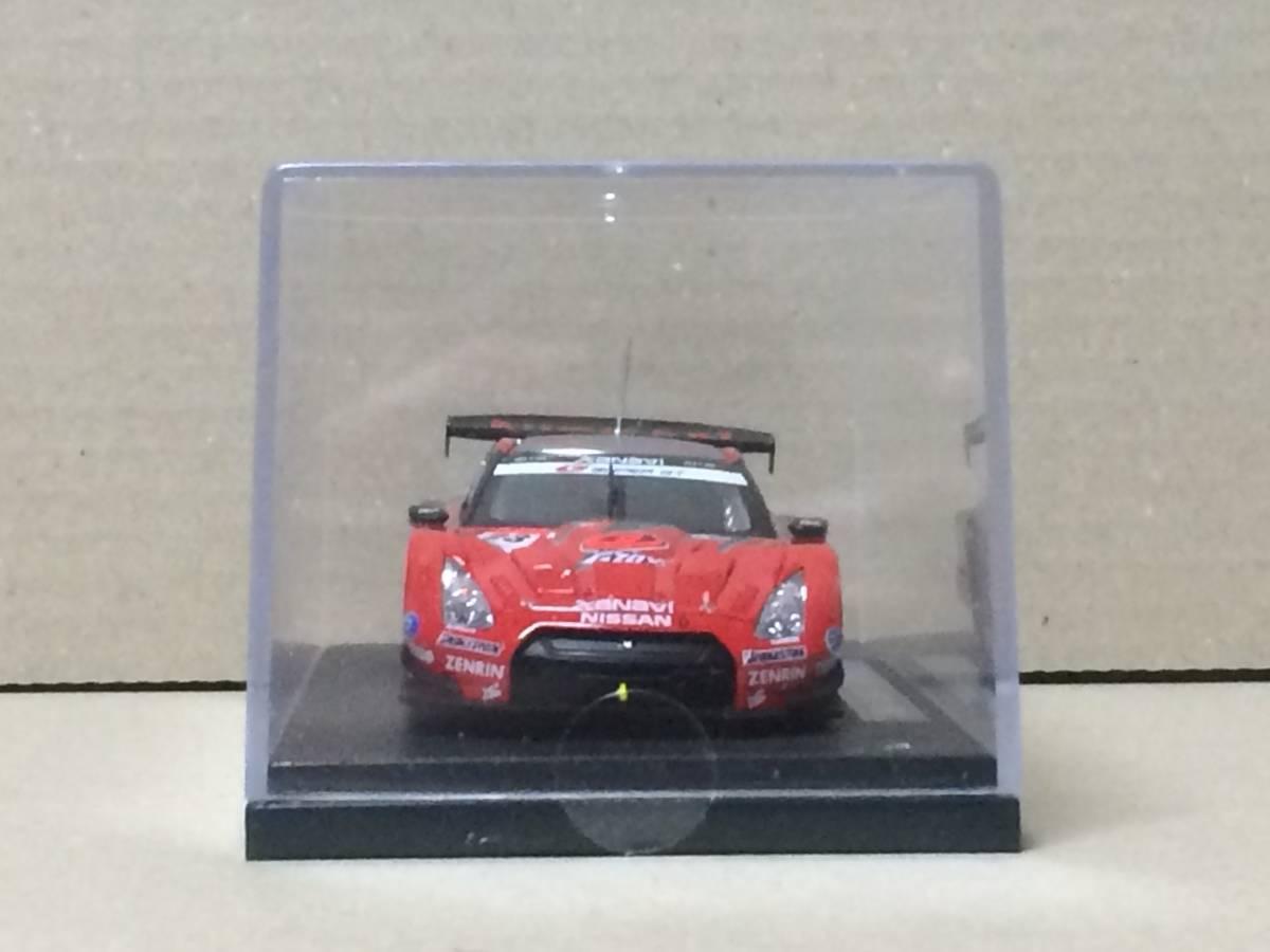 エブロ 1/43 ザナヴィ ニスモ XANAVI NISMO GT-R SUPER GT500 2008 No.23 商品コード 44044_画像5