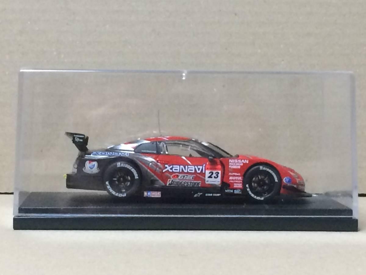 エブロ 1/43 ザナヴィ ニスモ XANAVI NISMO GT-R SUPER GT500 2008 No.23 商品コード 44044_画像6