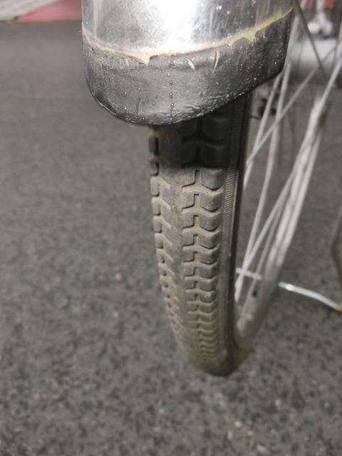 パナソニック 27インチ 高級自転車 引き取り専用_画像8