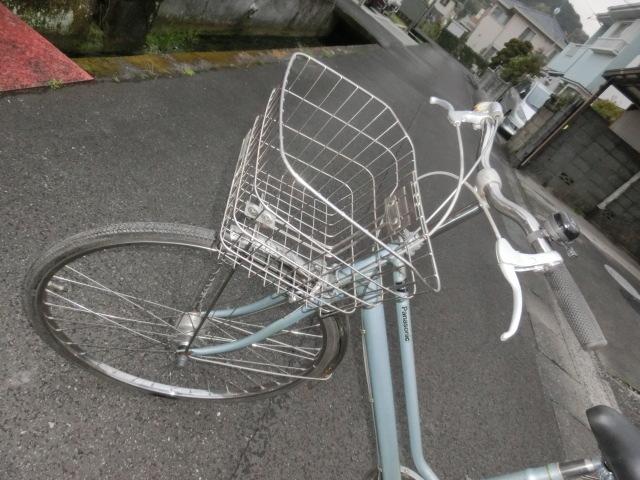 パナソニック 27インチ 高級自転車 引き取り専用_画像4