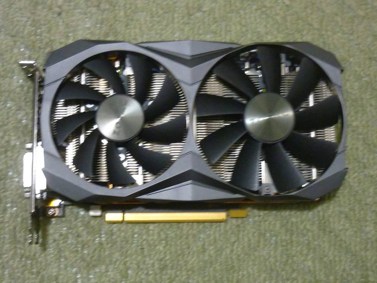 ZOTAC GTX1080Ti 11GB 352BIT GDDR5X