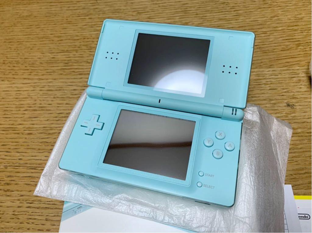 【美品】DS Lite☆アイスブルー☆完品☆_画像4