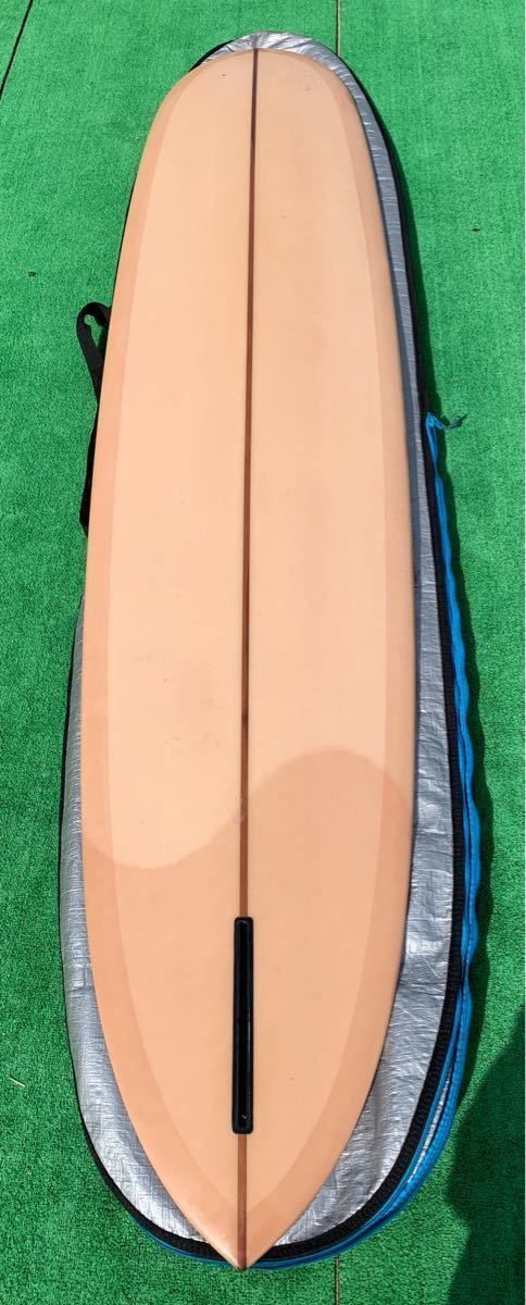 creme fatcat 9'2 薄型超レアモデル クリーム ファットキャット ロビンキーガル テイクオフ最速 ロングボード /ウェーバー スタイリスト