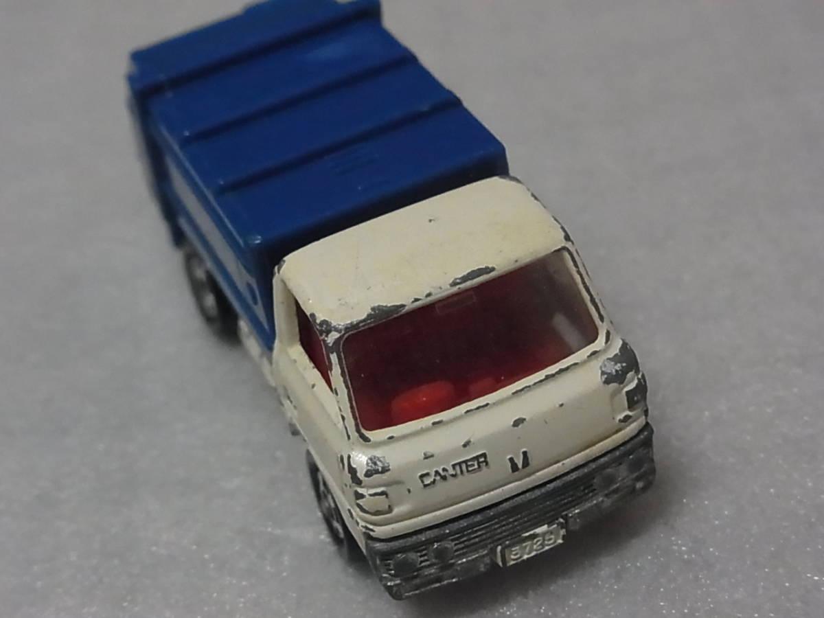 トミカ / TOMICA 『 NO.10 日本製 三菱キャンター 清掃事業車 S=1/72 』 ゆうパケット(おてがる版/送料込)_画像4