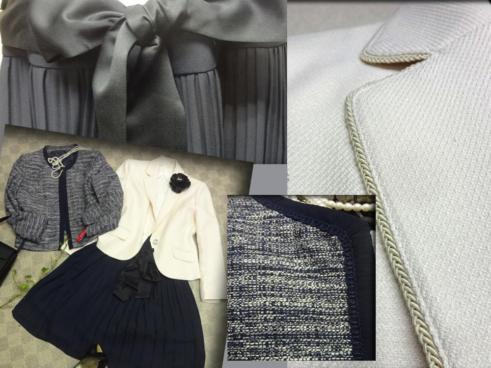 【新品】大きいサイズ 15号紺AB+JK 結婚式・イベント等に!_画像3