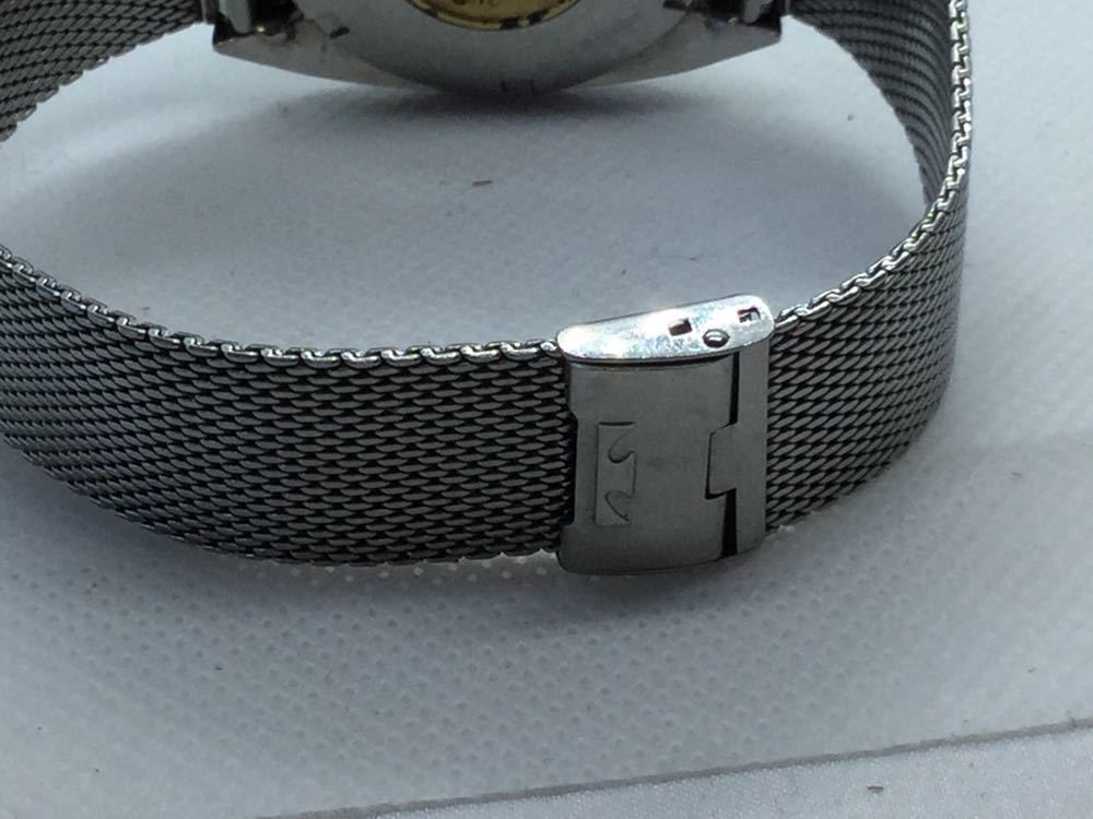 5 TECHNOS テクノス Sky Lighr AUTOMATIC自動巻 オートマチック オートマ アナログ メンズ 男性 腕時計 _画像7
