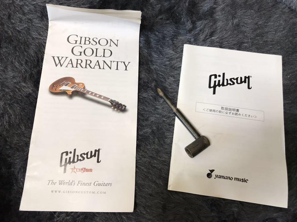 Gibson Custom Shop ES-335 2006年製/Tom Holmes ピックアップ搭載_画像8