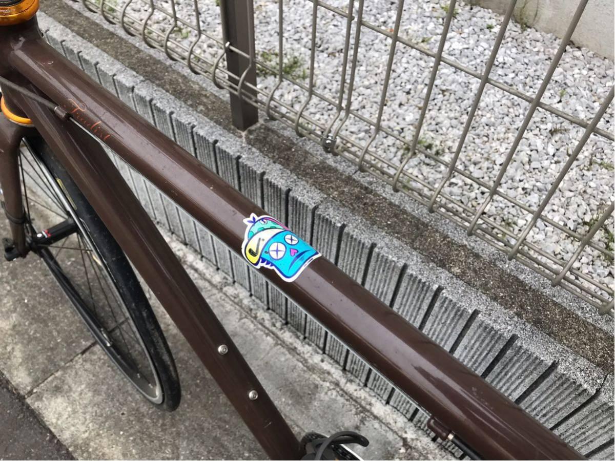 【クロスバイク】GIANT TRADIST カスタム_画像3