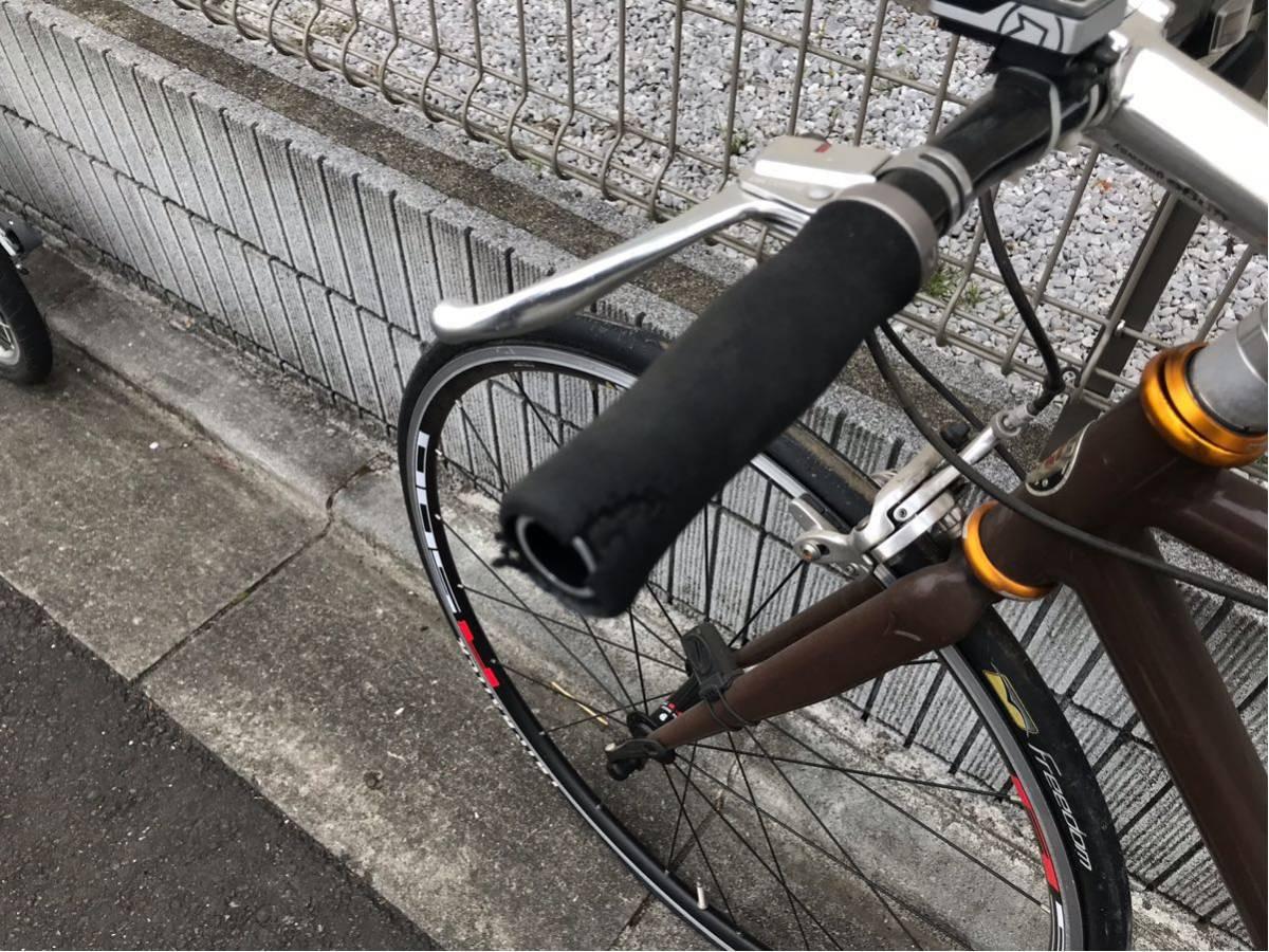 【クロスバイク】GIANT TRADIST カスタム_画像5