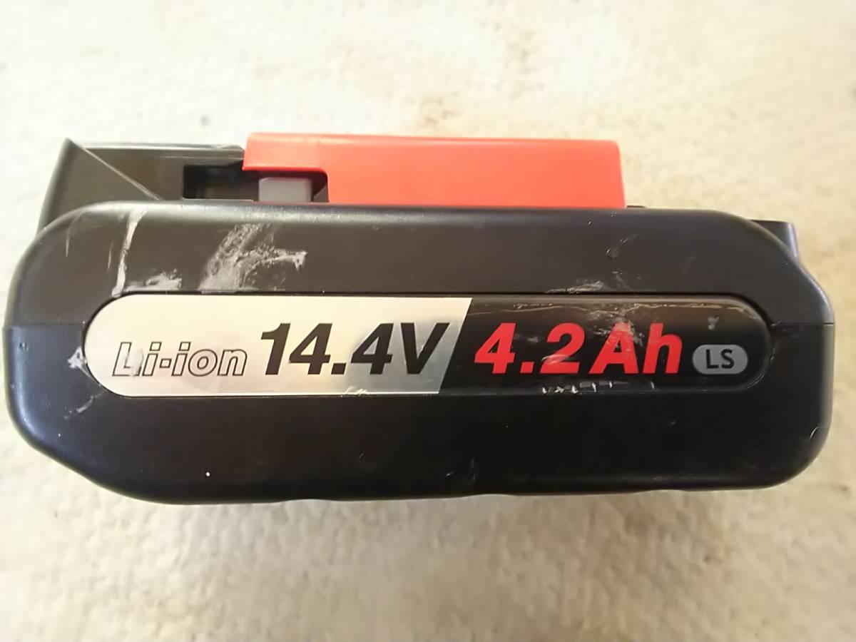 ★Panasonic★ 電池パック14.4V4.2Ah LS EZ9L45 中古品