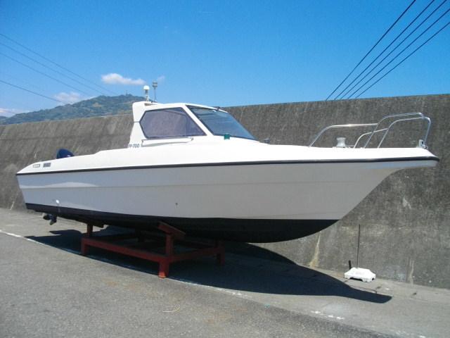 ニッサン FP-700EX ☆4ストローク搭載・整備済・美艇クリーニング済☆