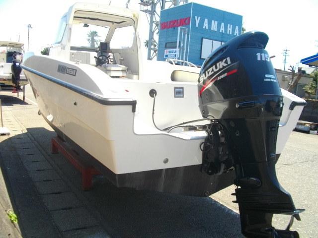 ニッサン FP-700EX ☆4ストローク搭載・整備済・美艇クリーニング済☆_画像4
