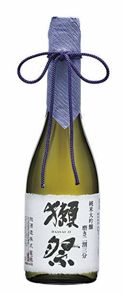 【日本酒】獺祭 純米大吟醸 磨き二割三分 720ml/超人気限定酒 高級酒