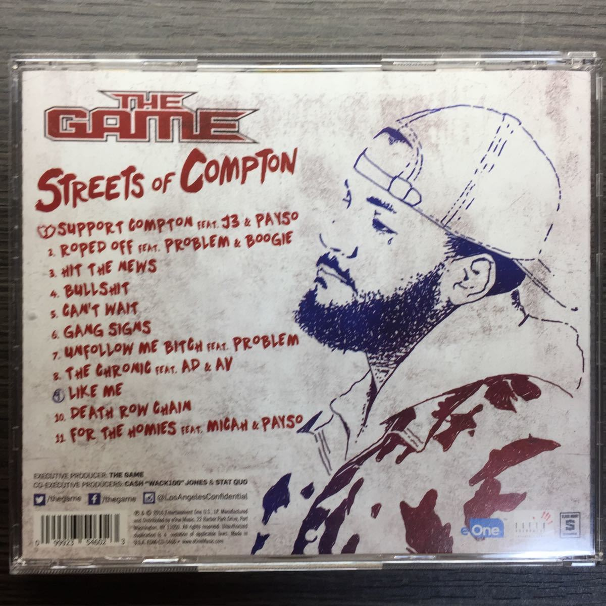 The Game / Streets Of Compton
