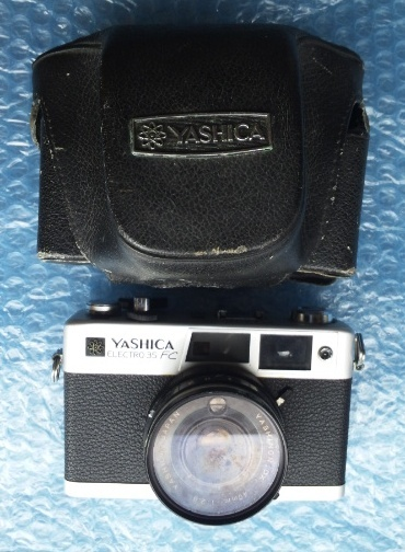 ヤシカ エレクトロ35FC