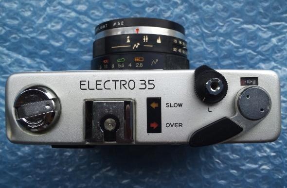 ヤシカ エレクトロ35FC_画像3