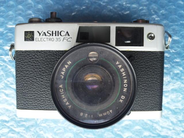 ヤシカ エレクトロ35FC_画像2