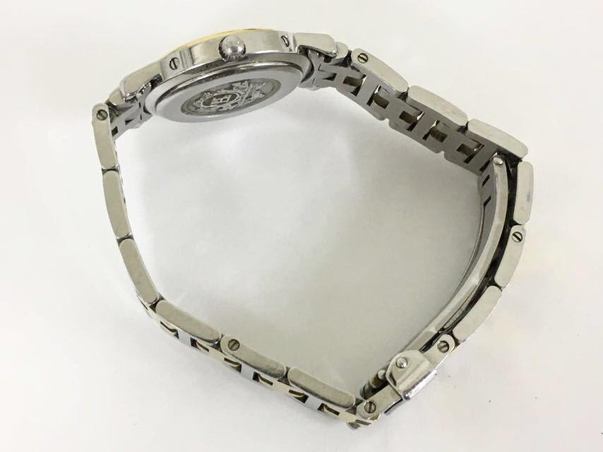 HERMES/エルメス クリッパー CL4 220 レディース腕時計 1円スタート_画像3