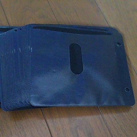 CD・DVD用 不織布30枚(両面収納)_画像2