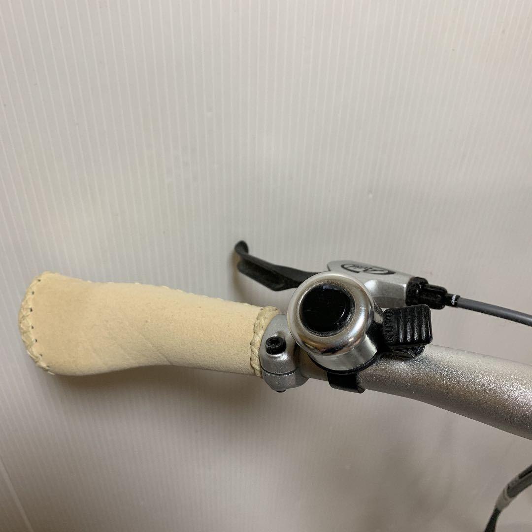 超美品■DAHON mup9 ダホン 折りたたみ自転車_画像9
