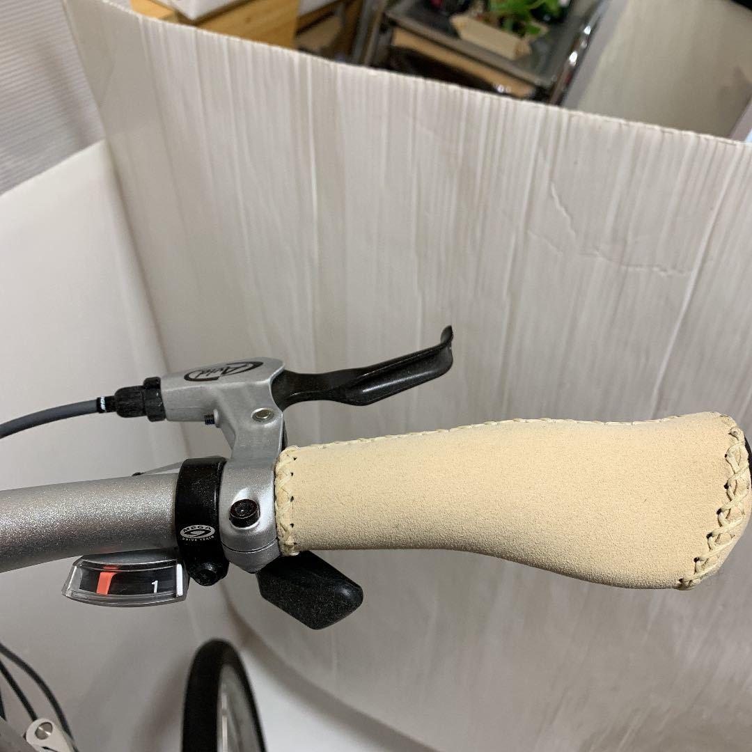 超美品■DAHON mup9 ダホン 折りたたみ自転車_画像10