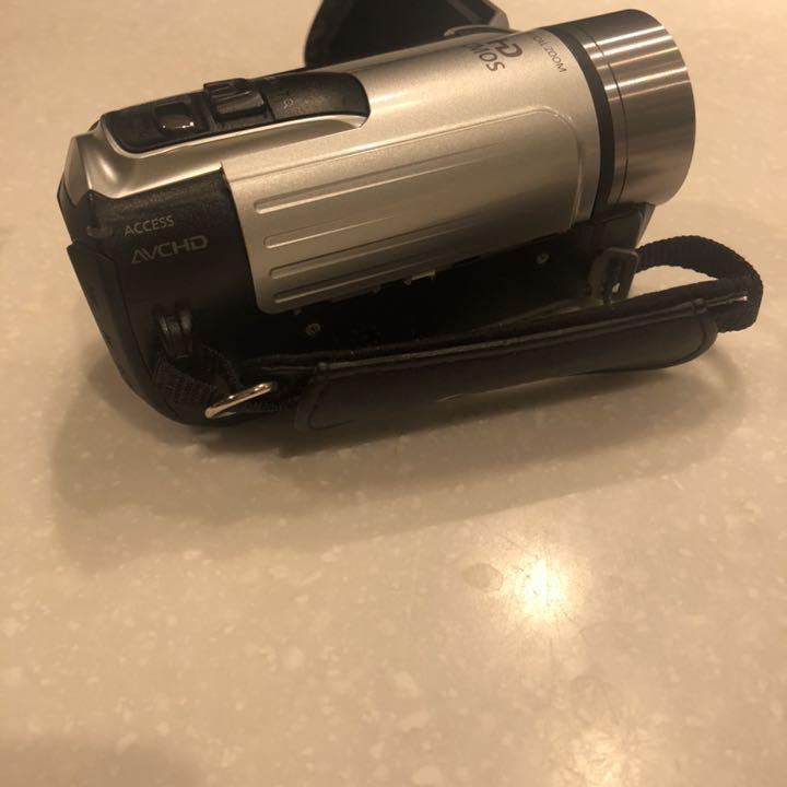 1円~Canon デジタルビデオカメラ iVIS HF R11 スノーシルバー IVISHFR11SL_画像5