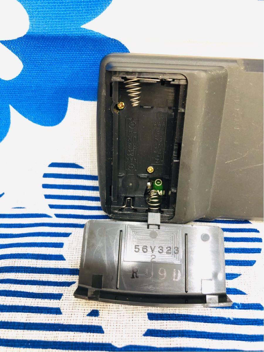 赤外線動作確認済み テレビ リモコン Paradola NEC TRB-BS550 ビデオ 映像機器 家電 シャープ TV ジャンク B_18_画像2