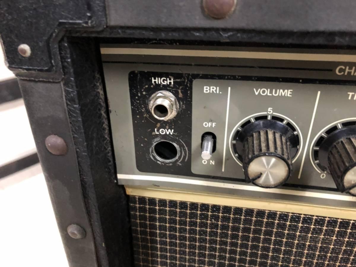 ROLAND JC120 音出ますが、難ありでジャンク出品です。_画像2