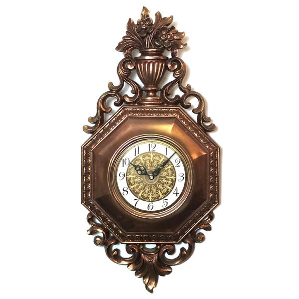 送料無料 アンティークウォールクロック SYROCO/ヴィンテージ壁掛け時計アメリカ製usa製ミッドセンチュリー北欧昭和レトロモダン50s60s70s_画像1