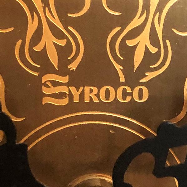 送料無料 アンティークウォールクロック SYROCO/ヴィンテージ壁掛け時計アメリカ製usa製ミッドセンチュリー北欧昭和レトロモダン50s60s70s_画像6