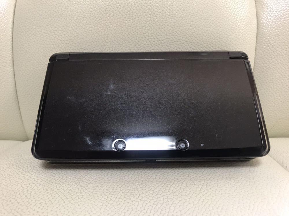 ★任天堂★ ニンテンドー3DS ブラック CTR-001/拡張スライドパッド(3DS用)CTR-009 おまけ_画像3