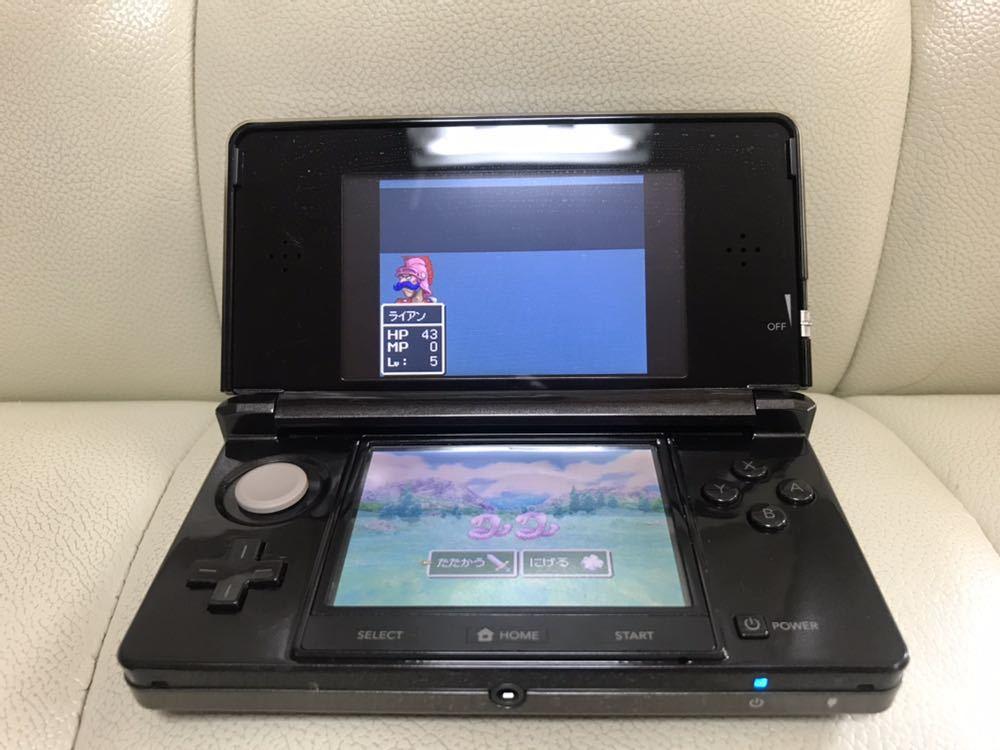 ★任天堂★ ニンテンドー3DS ブラック CTR-001/拡張スライドパッド(3DS用)CTR-009 おまけ_画像2