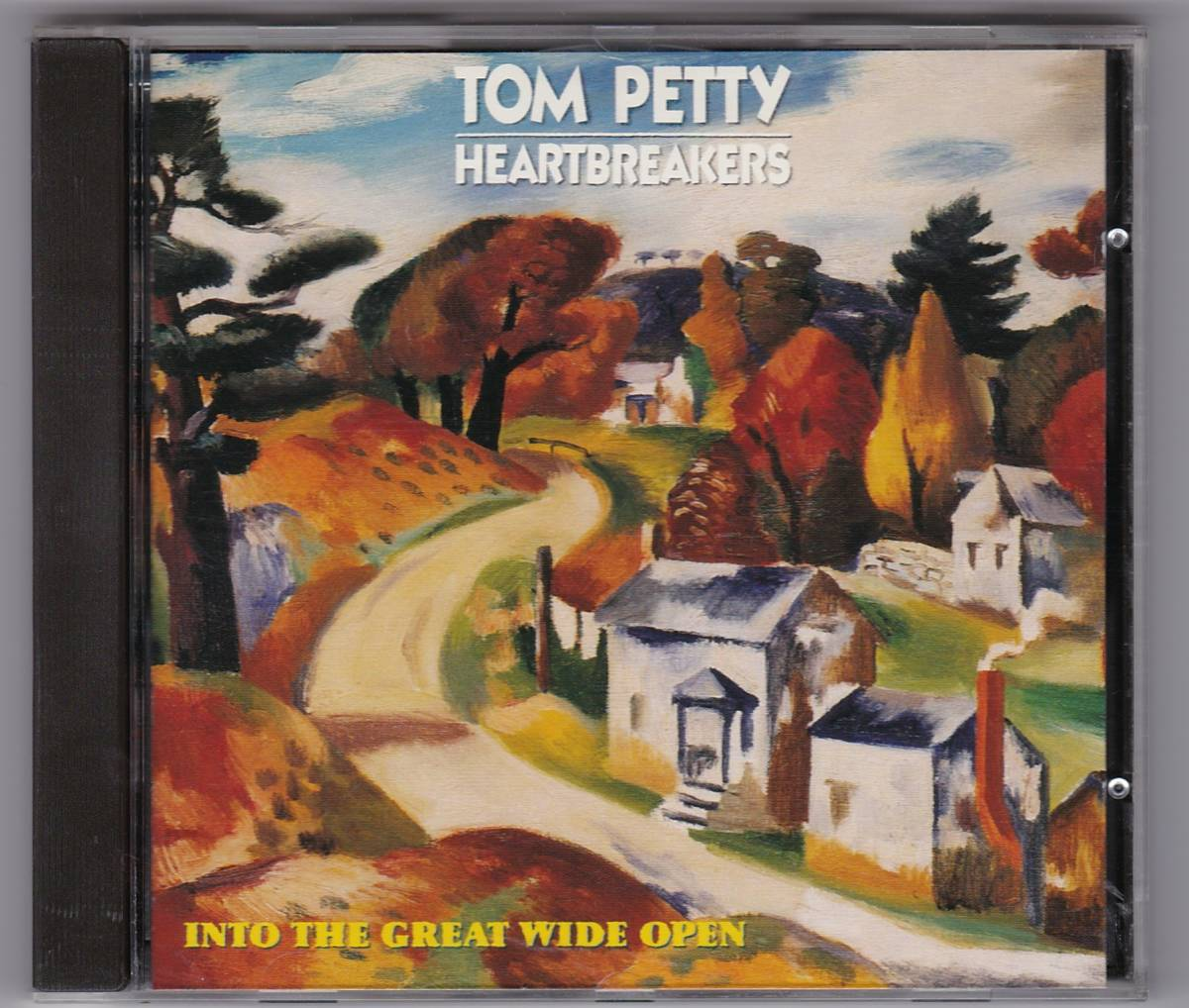 Tom Petty & The Heartbreakers / Into The Great Wide Open トム・ペティ&ハート・ブレイカーズ 中古CD 輸入盤 送料込