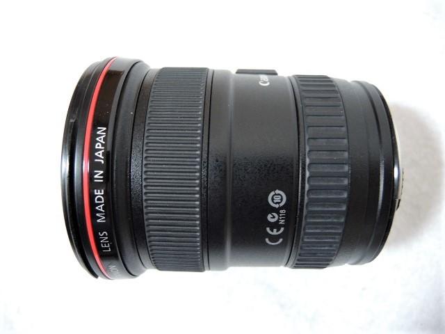 ◆キヤノン CANON ZOOM EF 17-40mm 1:4 L USM レンズ _画像3