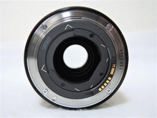 ◆キヤノン CANON ZOOM EF 17-40mm 1:4 L USM レンズ _画像8