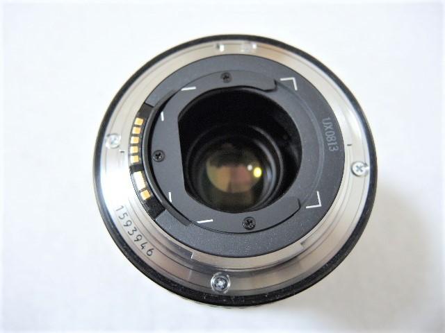 ◆キヤノン CANON ZOOM EF 17-40mm 1:4 L USM レンズ _画像9