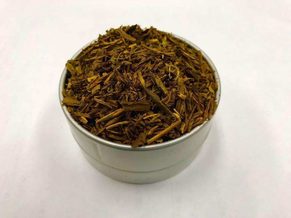 【産地直売】ほうじ茶100g 一番茶茶葉 リーフ_画像2